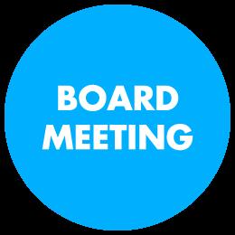 ⭐ Board Meeting @ Zoom Meeting